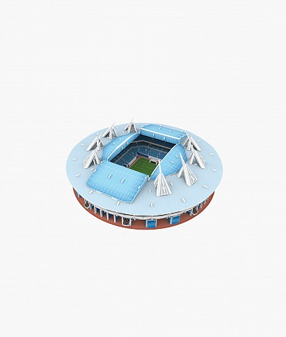 Пазл 3D Стадион «Санкт-Петербург»