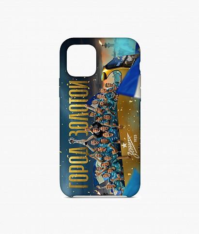 Чехол для IPhone 12/12 Pro «Чемпионский автобус» 2020/21
