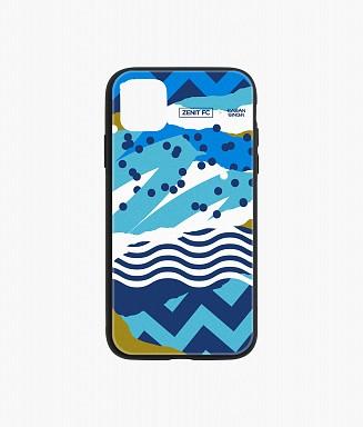 Чехол для iPhone 11 Pro Zenit x Karan Singh