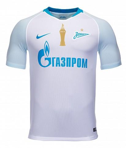 Выездная игровая футболка Nike сезона 2018/19