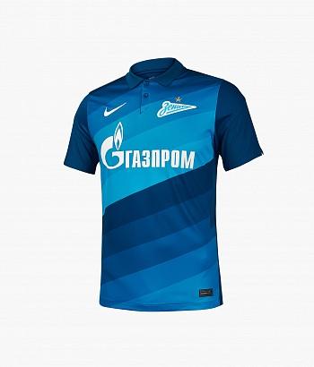 Zenit Home Stadium Shirt 2020/21