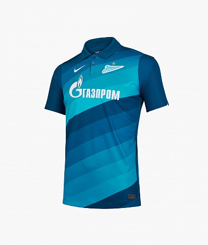 Подростковая домашняя футболка Nike сезон 2020/21