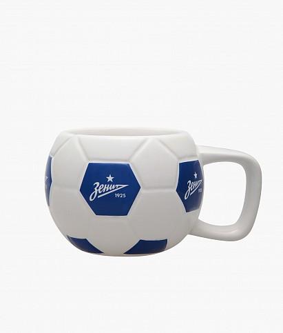 Кружка керамическая «Мяч»