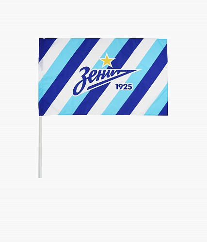 Флаг «Полоски» 90х135 см