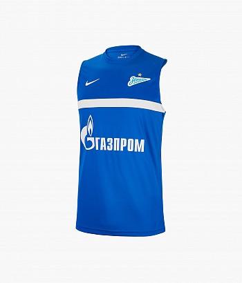 Майка тренировочная Nike Zenit сезон 2020/21