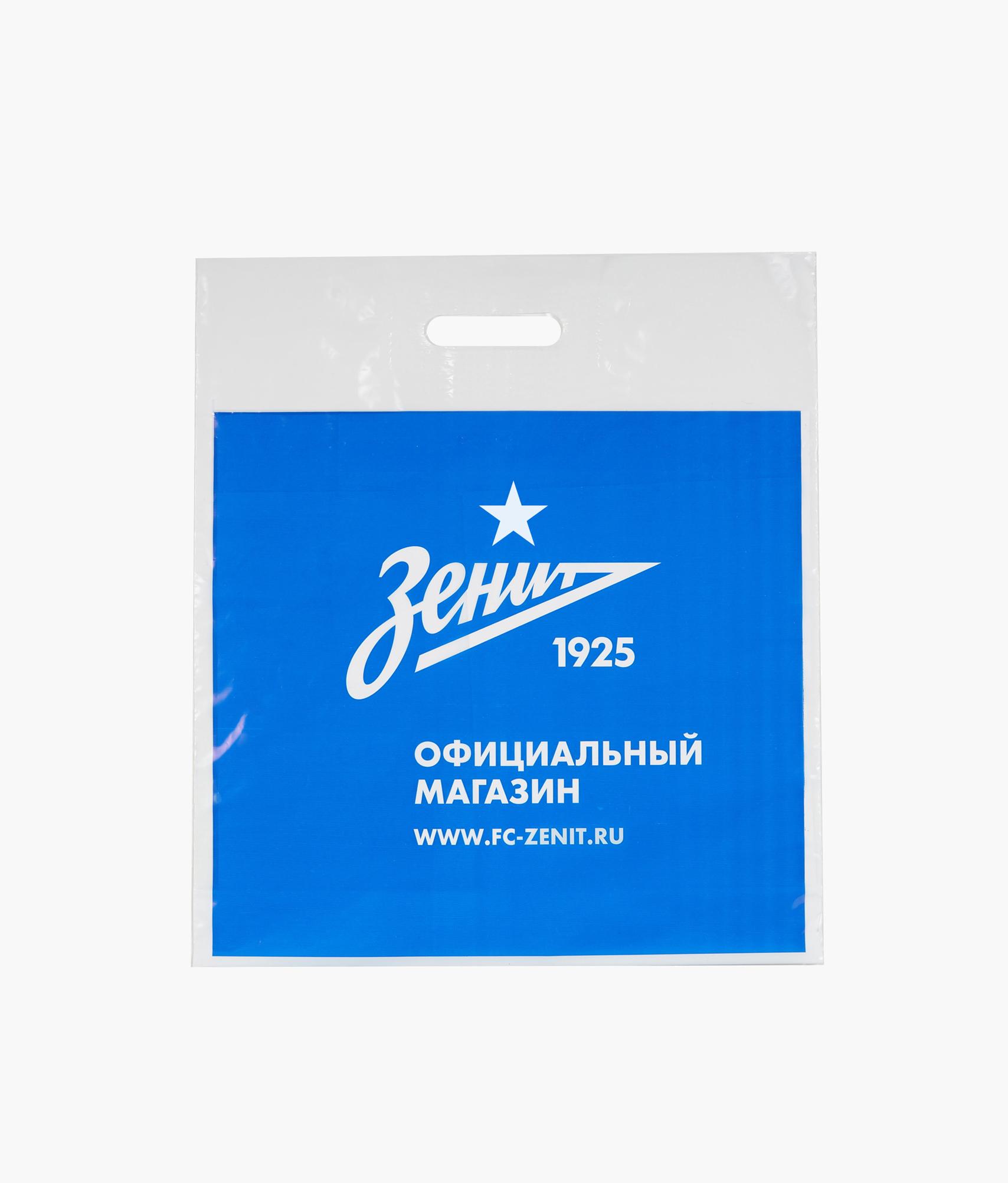 Полиэтиленовый пакет 38x45 см Зенит стоимость