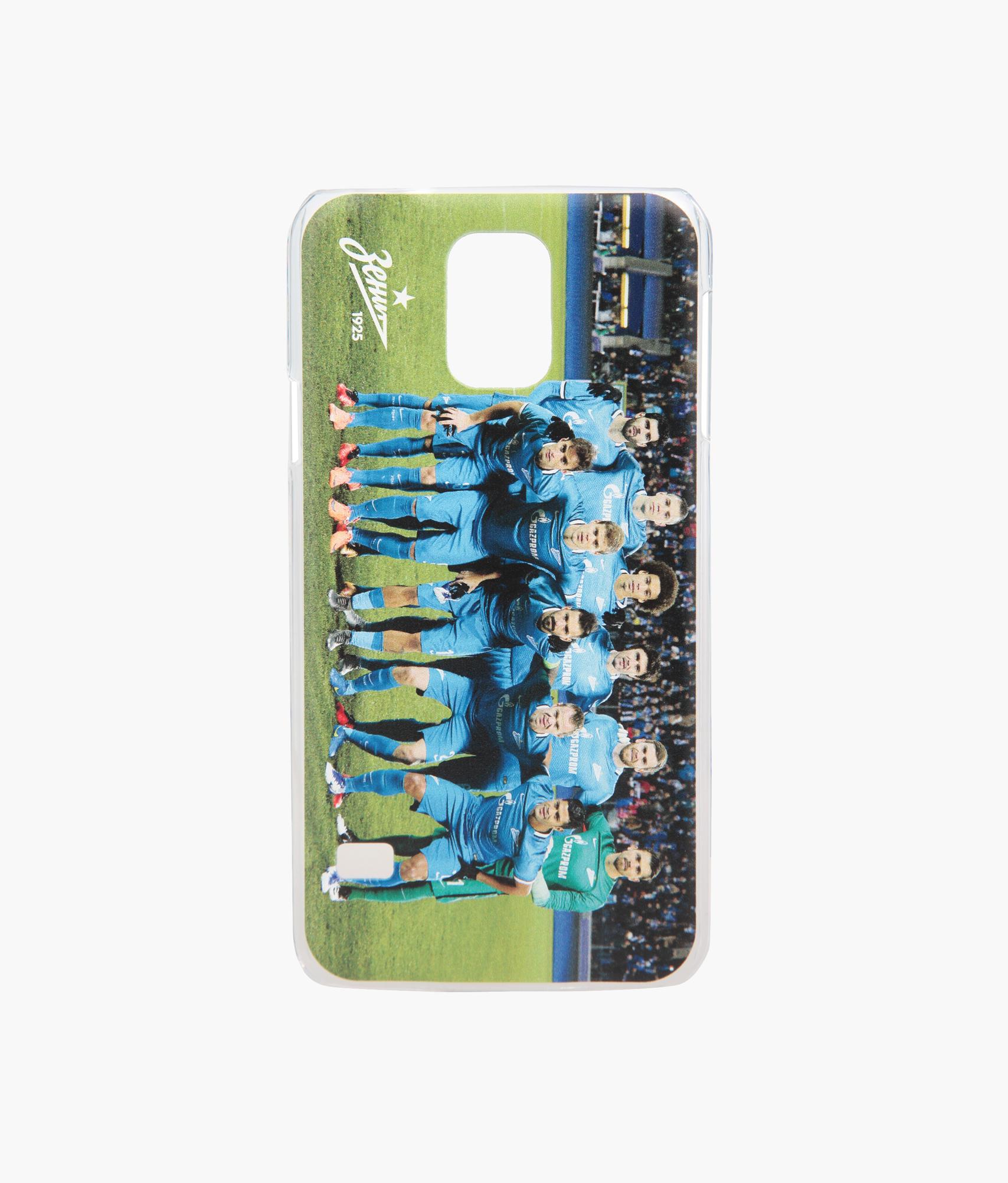 Фото - Чехол Samsung Galaxy S5 «Команда» Зенит аксессуар чехол neypo для samsung galaxy a70 2019 premium silver nsb11648