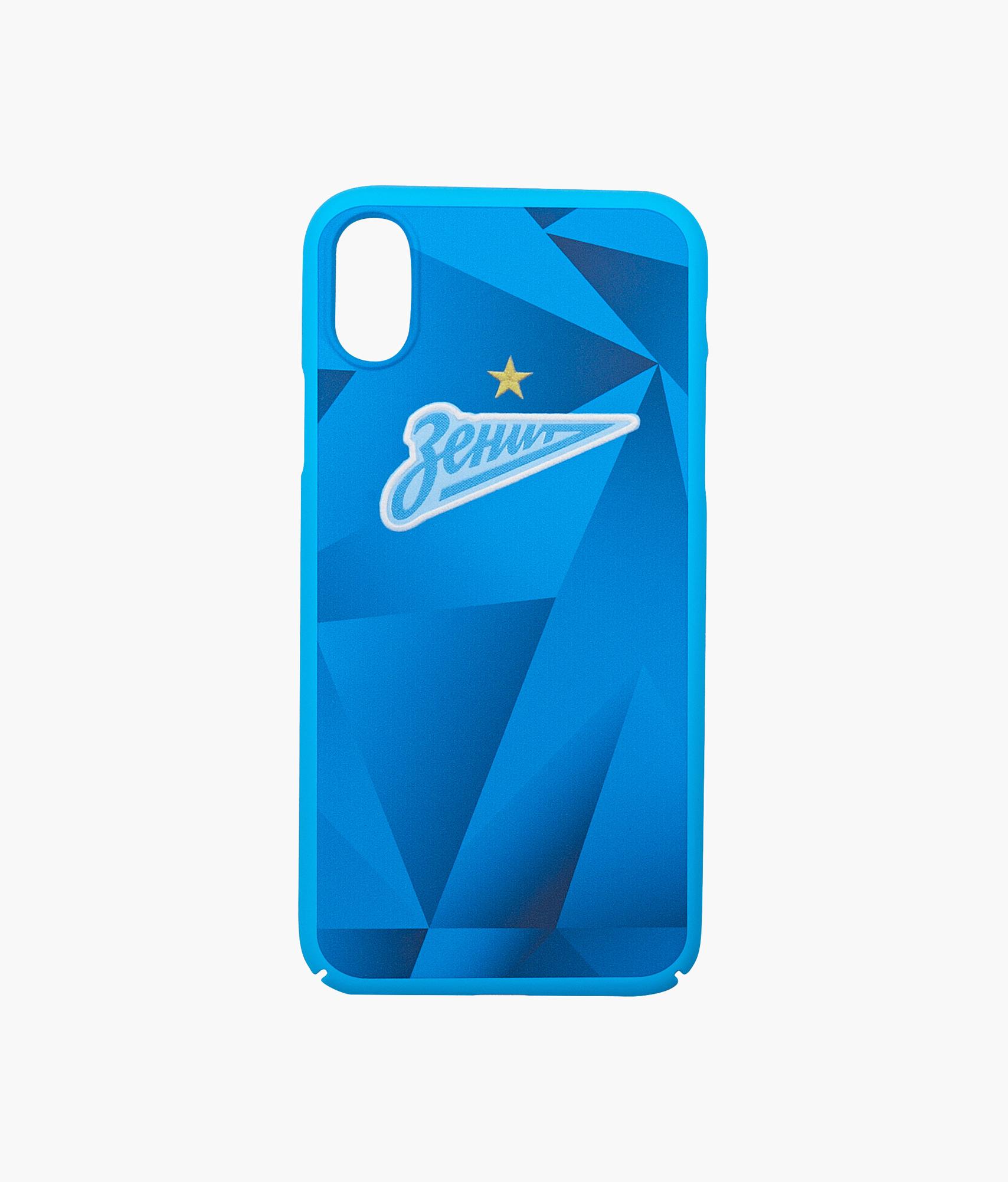 Фото - Чехол для IPhone X/XS Форма 2019/20 Зенит Цвет-Синий платье coccodrillo одежда повседневная на каждый день