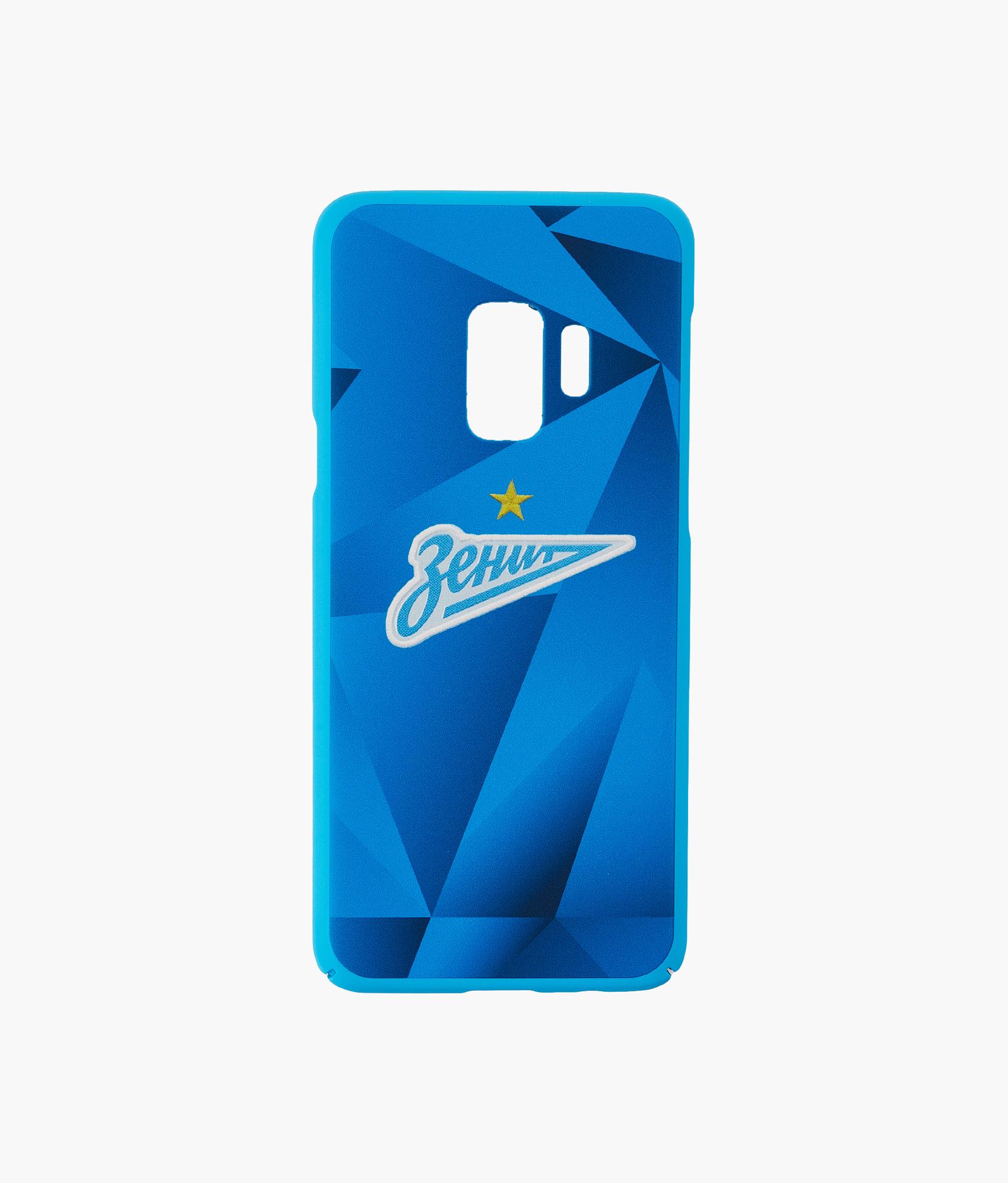 Фото - Чехол для Samsung Galaxy S9 «Форма 2019/20» Зенит Цвет-Синий чехол для сотового телефона nillkin samsung a8 2018 чехол книжка sparkle розовый