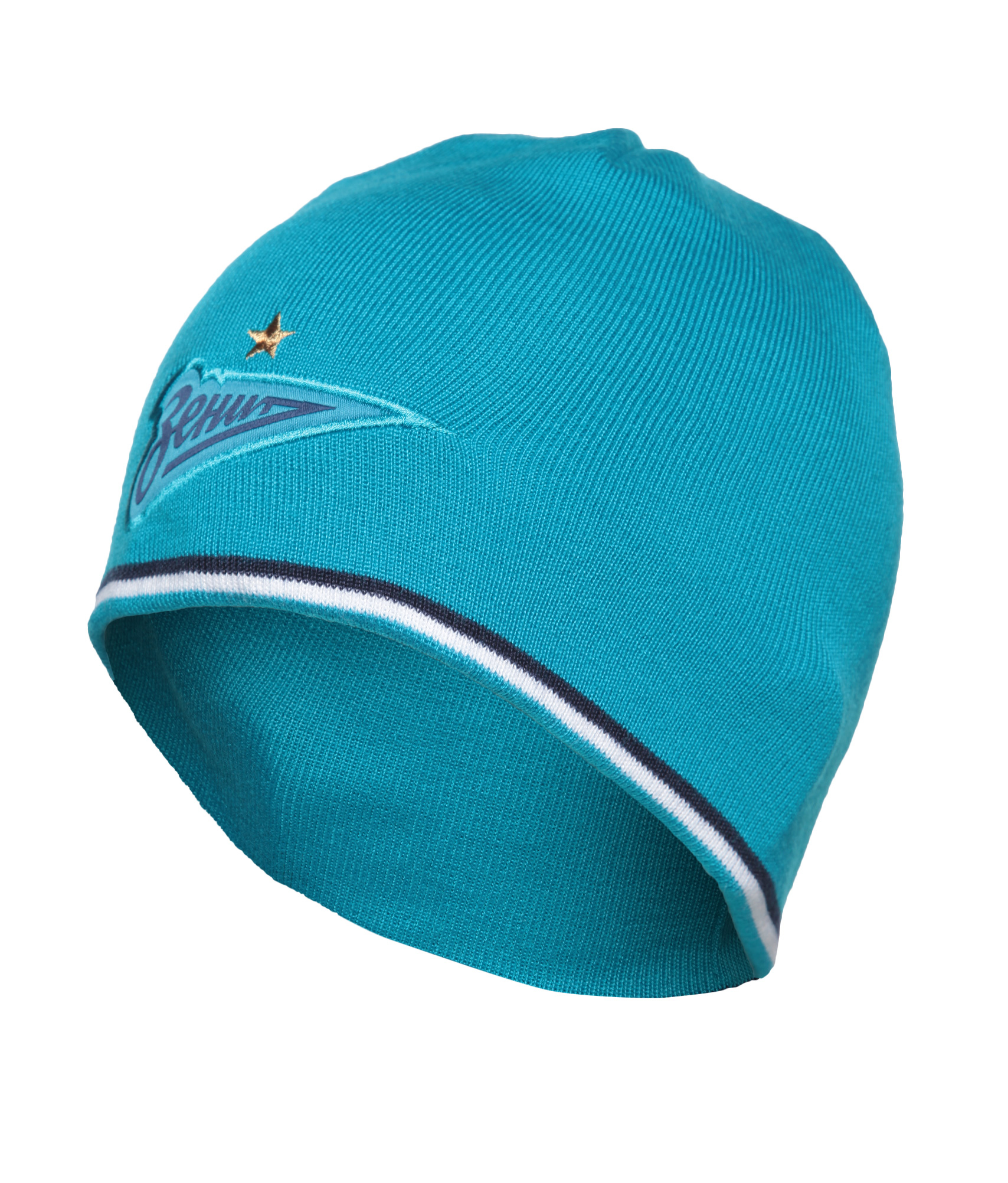 Шапка мужская Зенит Цвет-Лазурный шапка мужская зенит