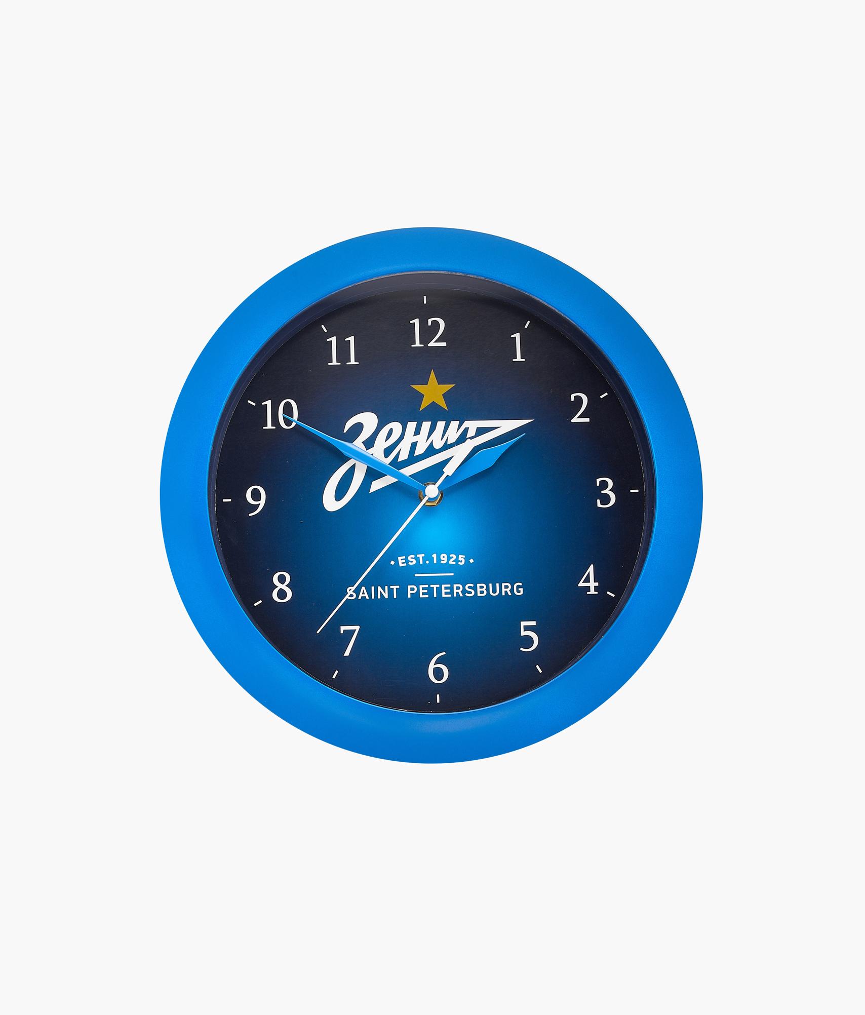 Часы настенные Зенит Цвет-Синий часы mitya veselkov храм в цвете gold 37