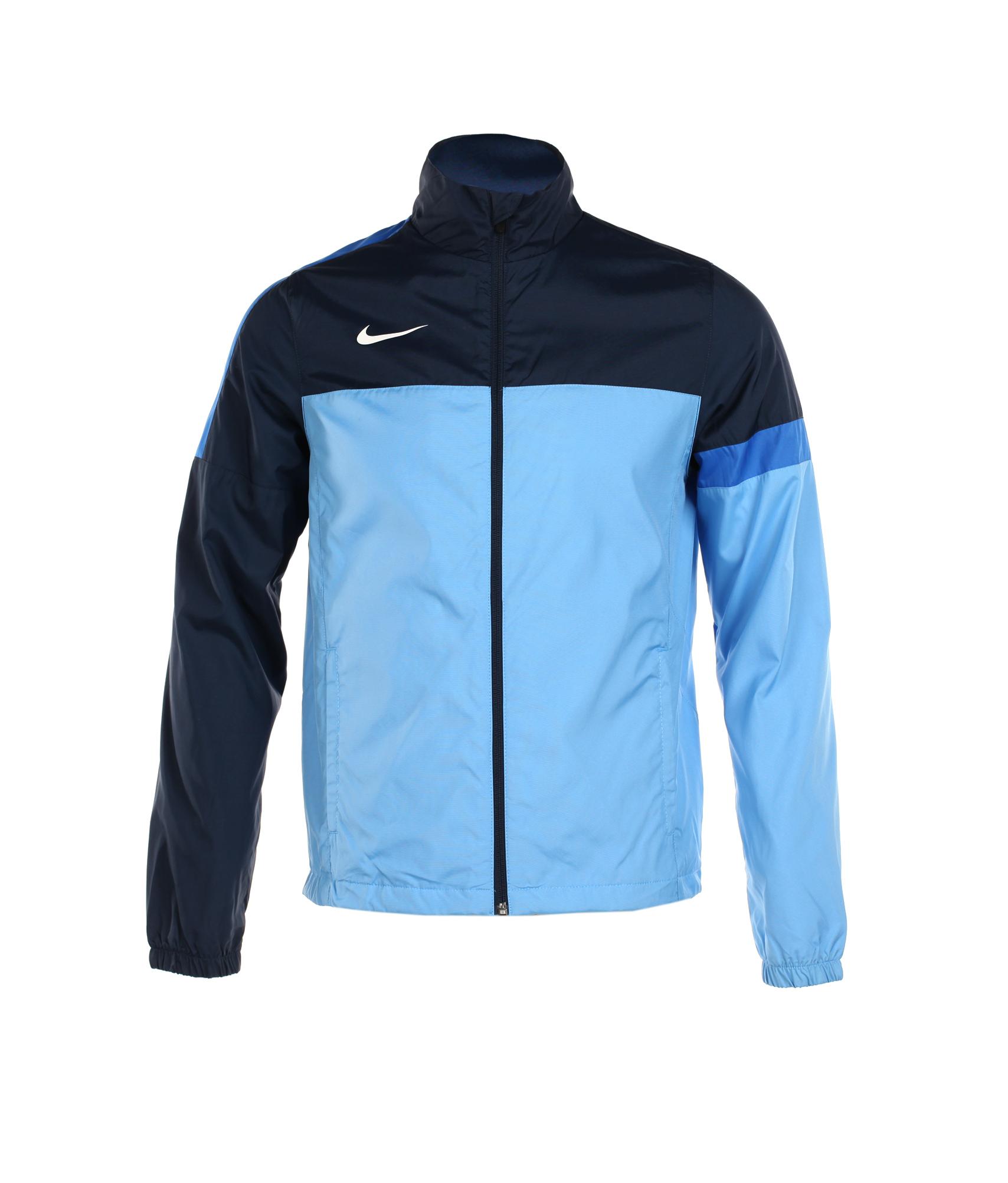 Куртка Nike Sideline WVN JKT WP WZ, Цвет-Синий, Размер-L