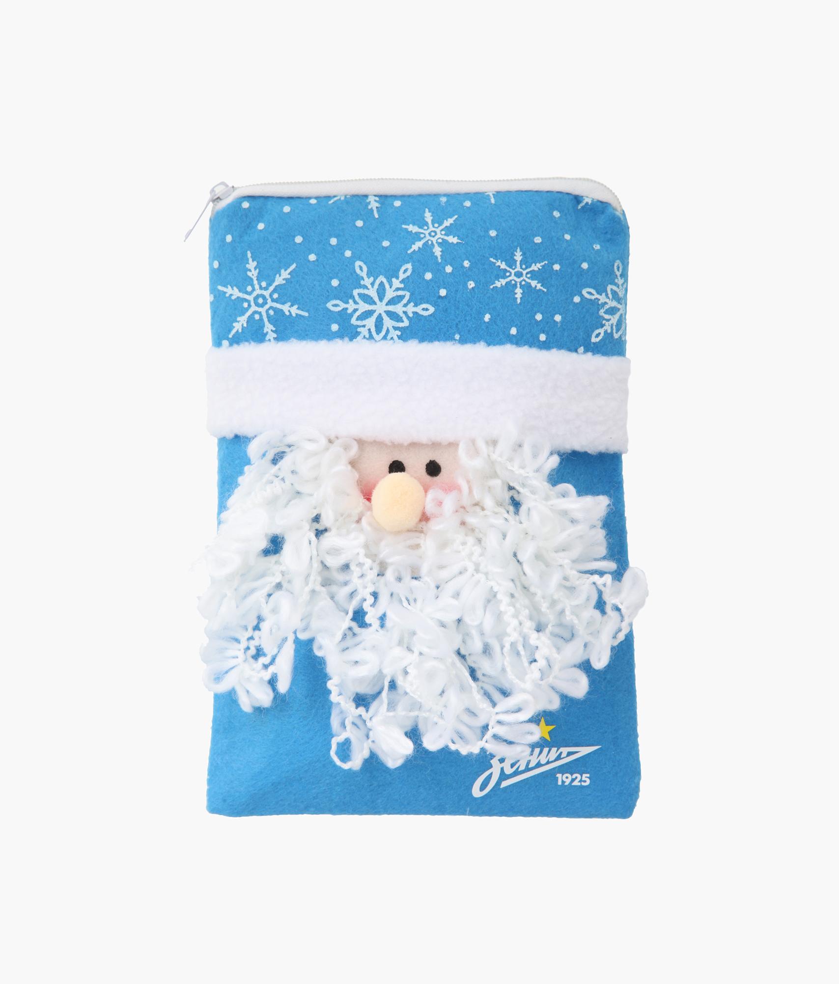 Сумочка «Дед Мороз» Зенит аксессуар для игровой консоли rainbo накладки на стики для геймпада зенит