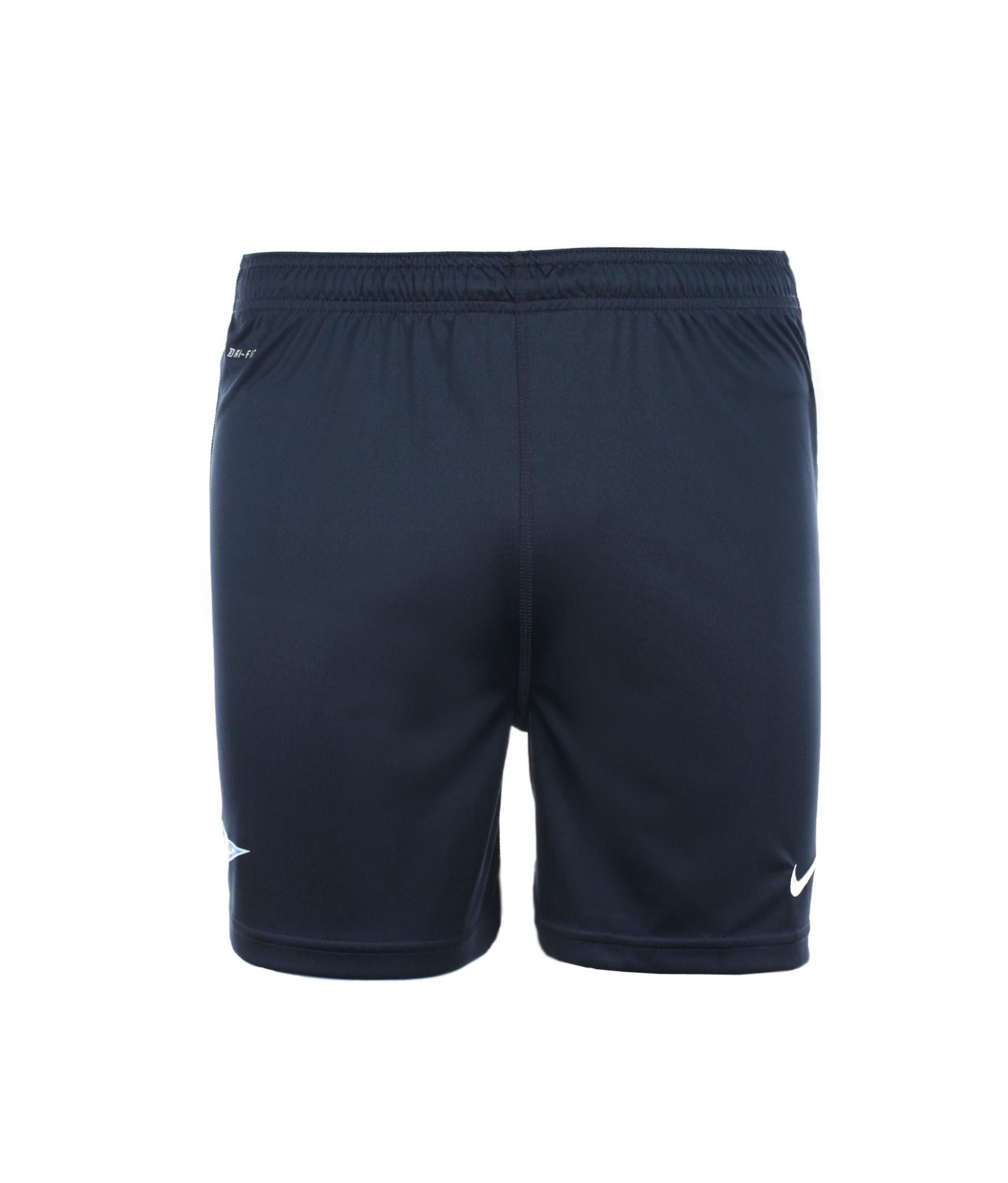 Шорты подростковые Nike SQUAD B KNIT SHORT, Цвет-Синий, Размер-S