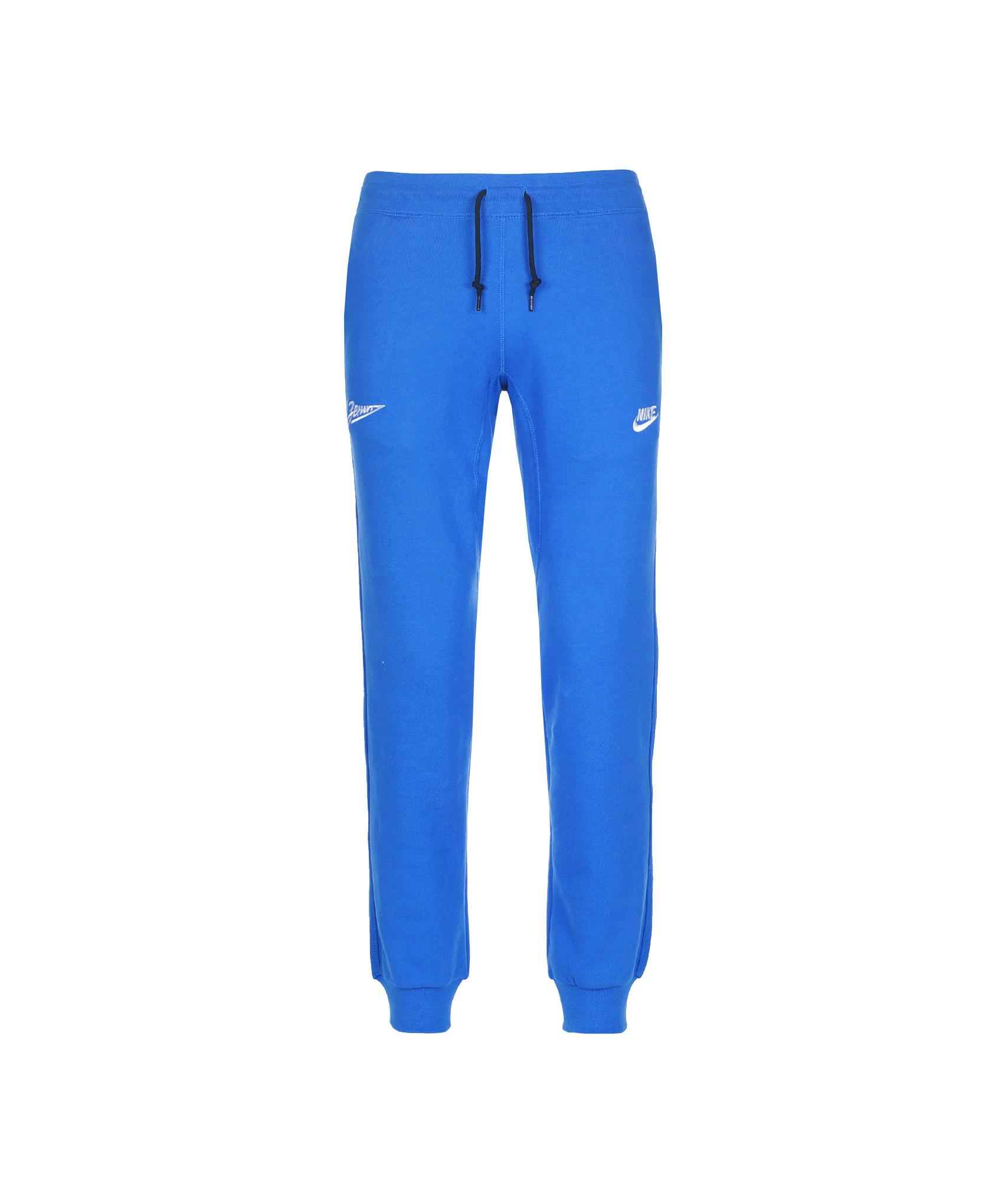 Брюки Nike AW77 CUFF PANT, Цвет-Синий, Размер-XL
