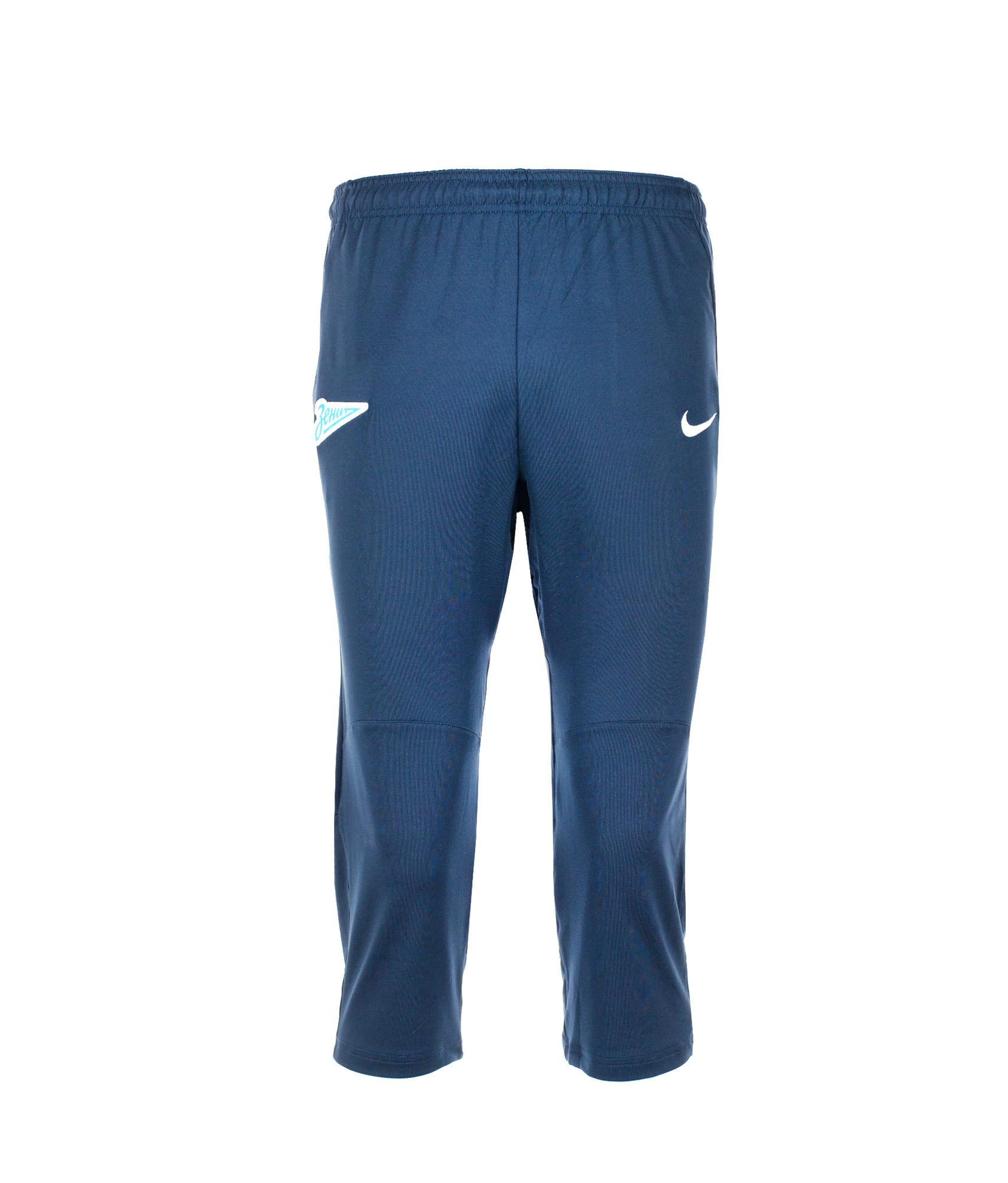 Брюки Nike Zenit Select 3/4 Tech Pant, Цвет-Синий, Размер-L