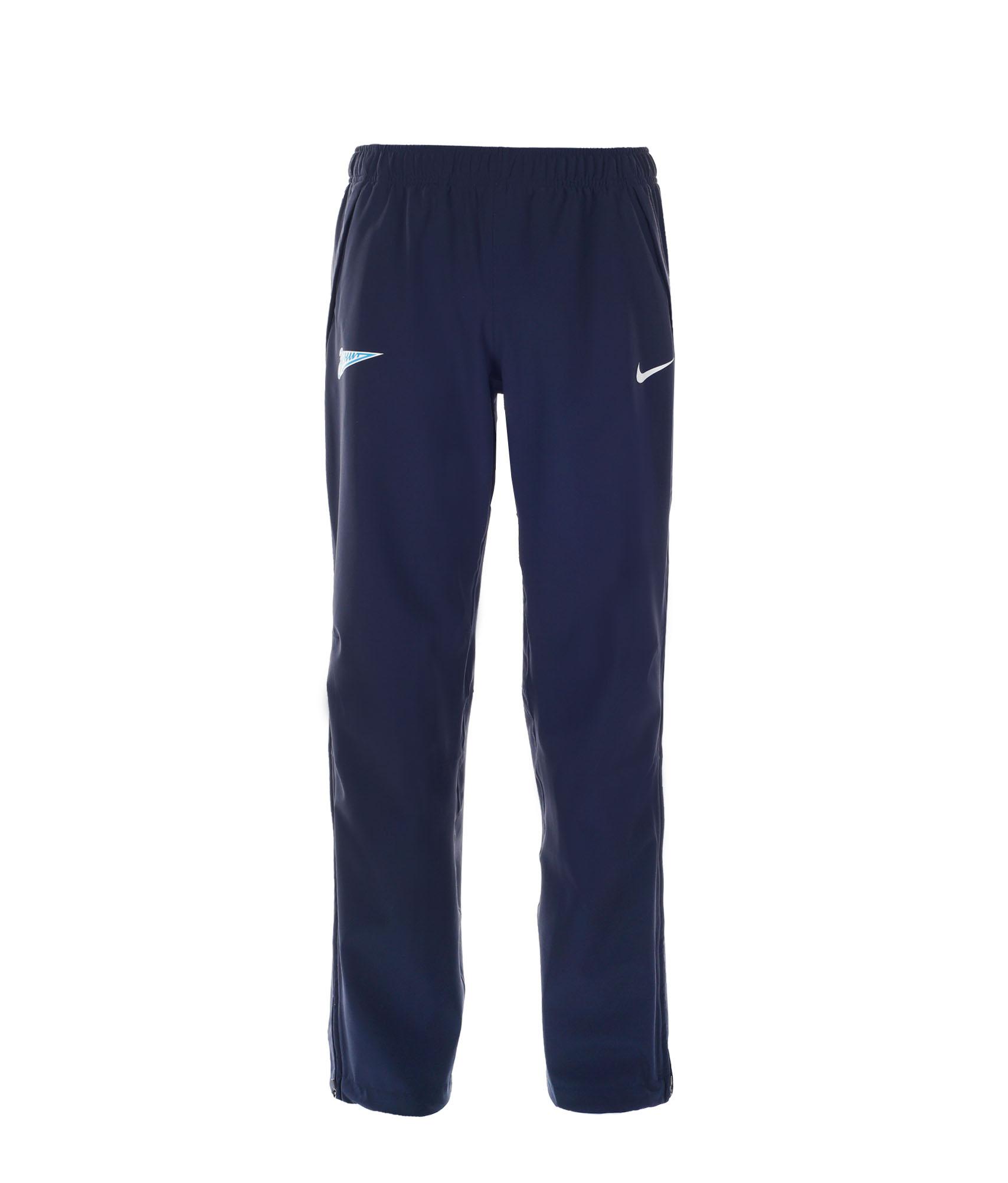 Брюки Nike Zenit Select Pro Rain Pant, Цвет-Синий, Размер-S