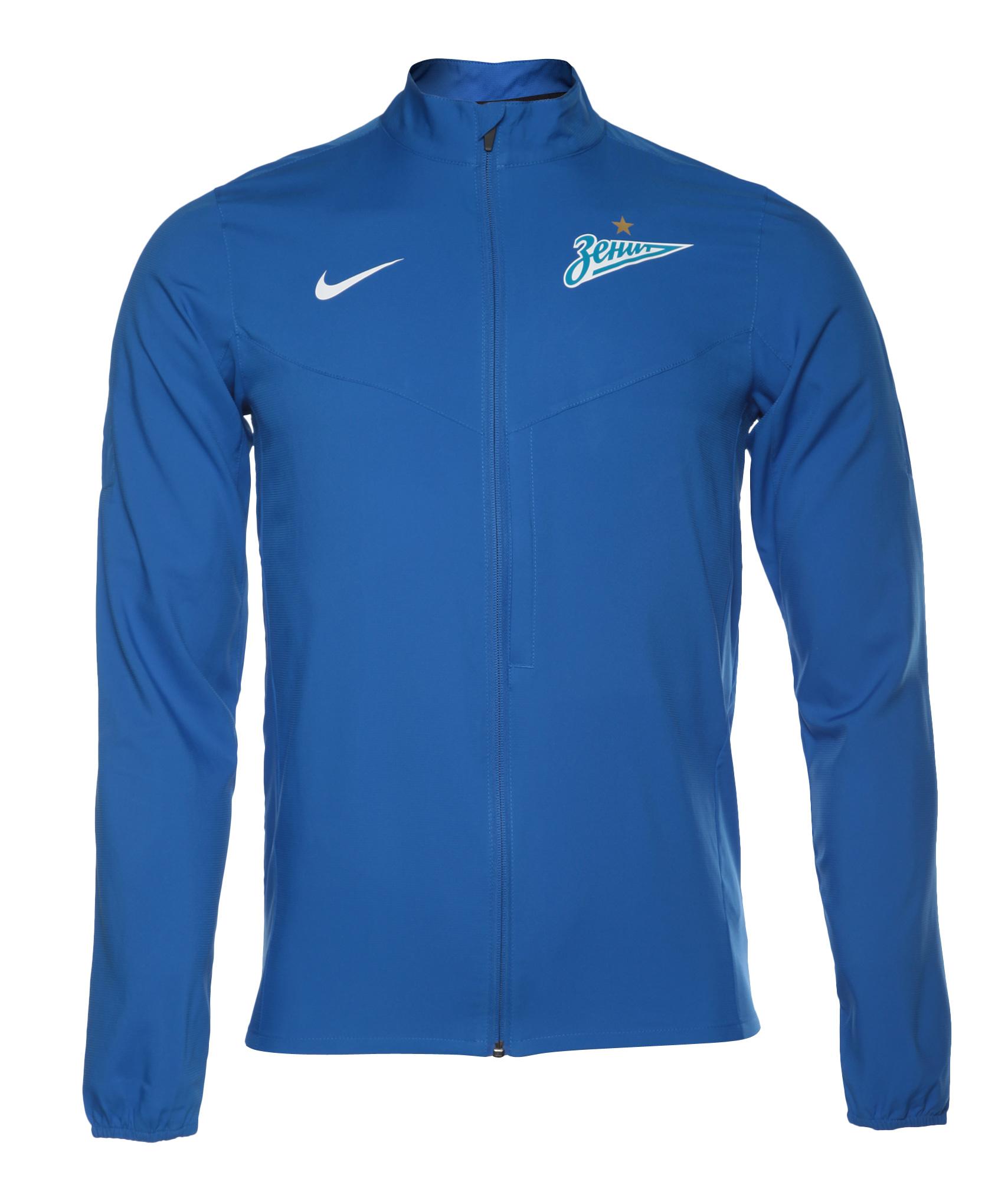 Ветровка Nike, Цвет-Синий, Размер-L ветровка penny eleven pe 1602 синий l