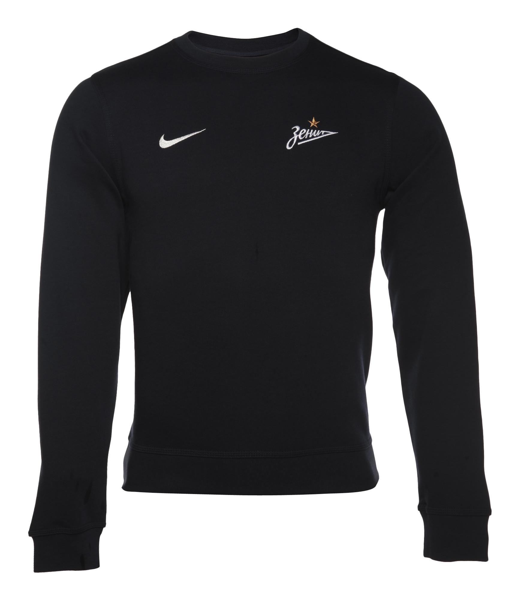 купить Джемпер Nike TEAM CLUB CREW, Цвет-Темно-Синий, Размер-XL недорого