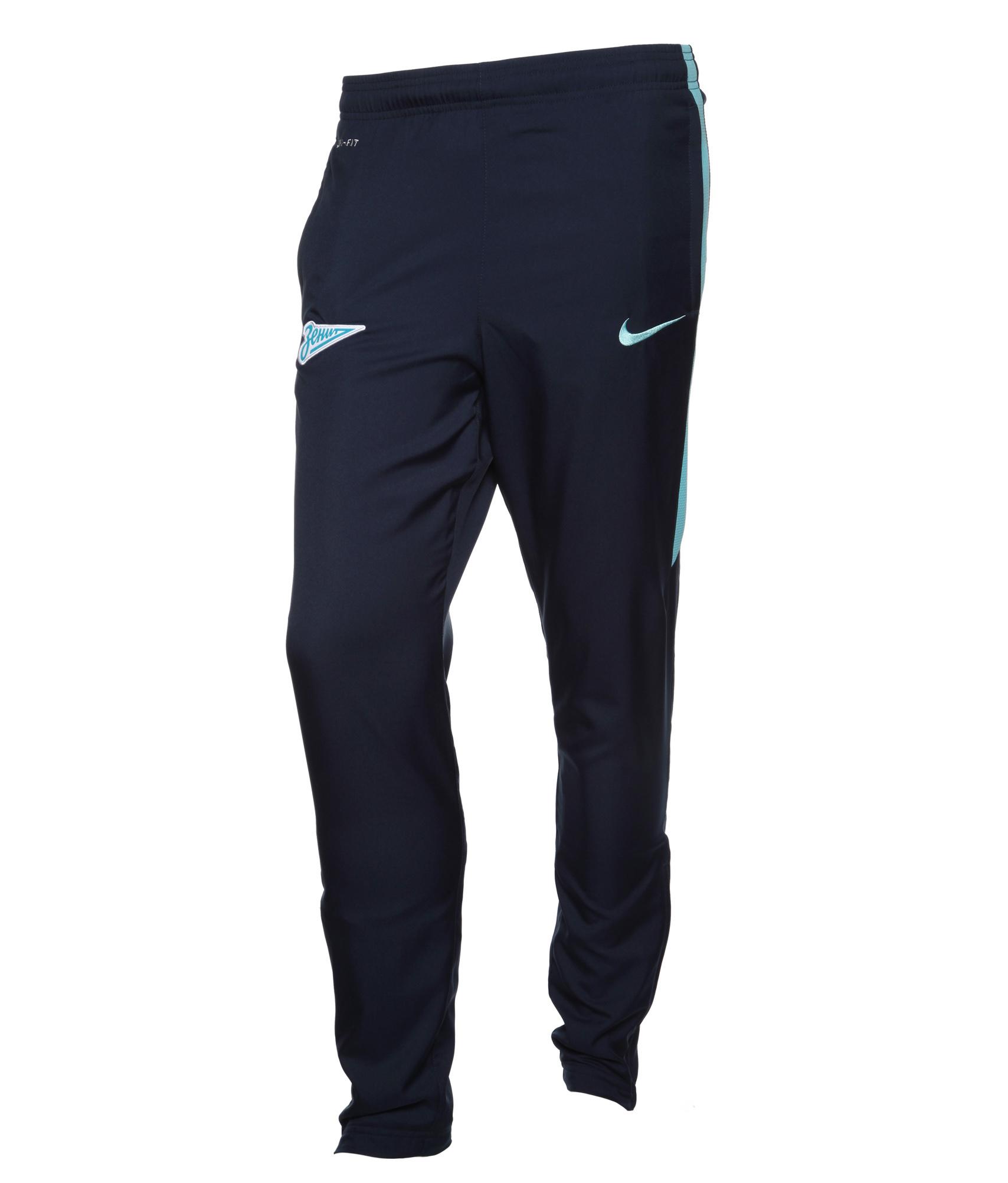 купить Брюки от костюма Nike ZENIT P REV WVN TRACK PNT, Цвет-Синий, Размер-S недорого