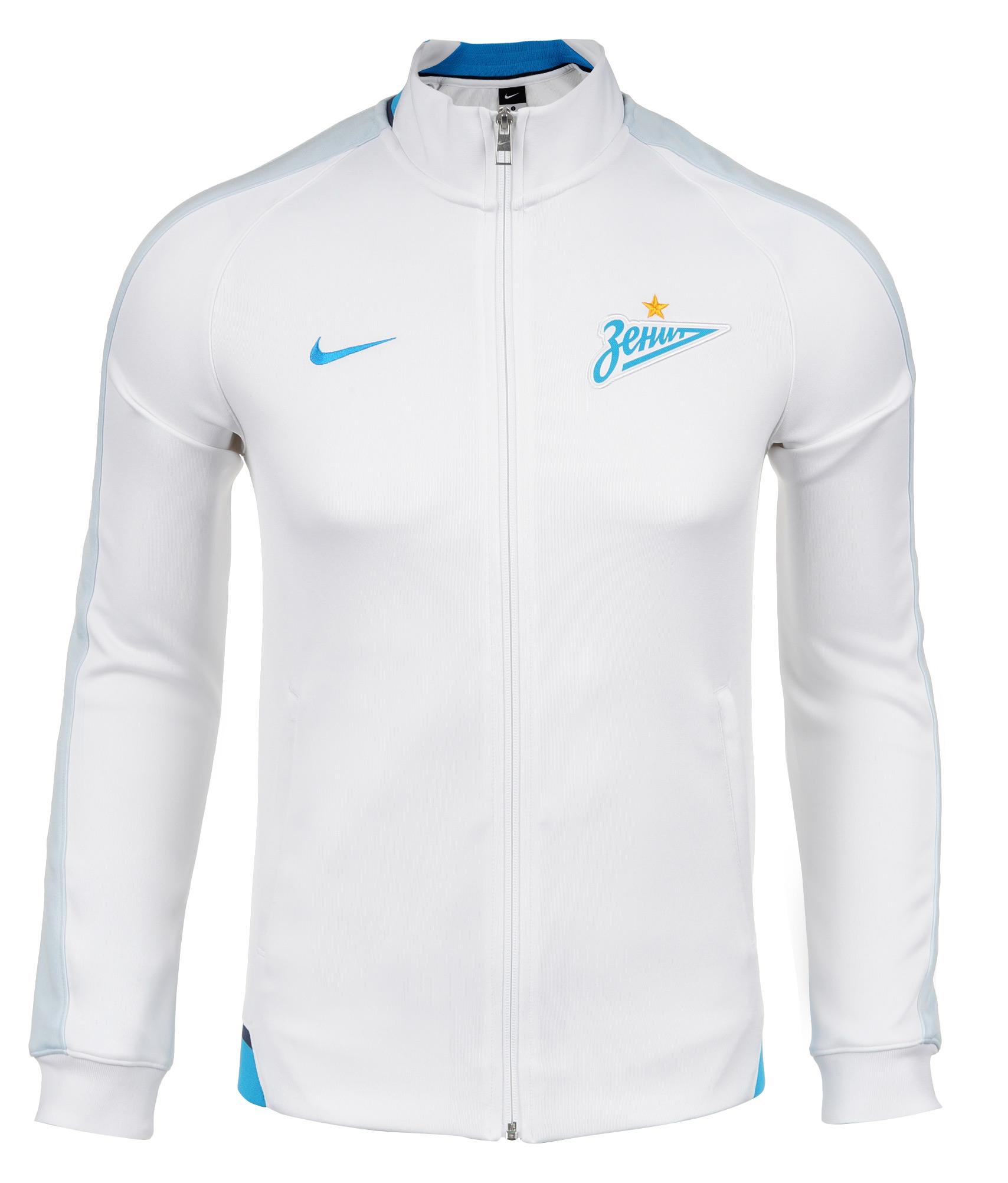 Олимпийка NIKE N98 ZENIT AUTH TRK JKT, Цвет-Белый, Размер-XL ferz fe913cwgis18