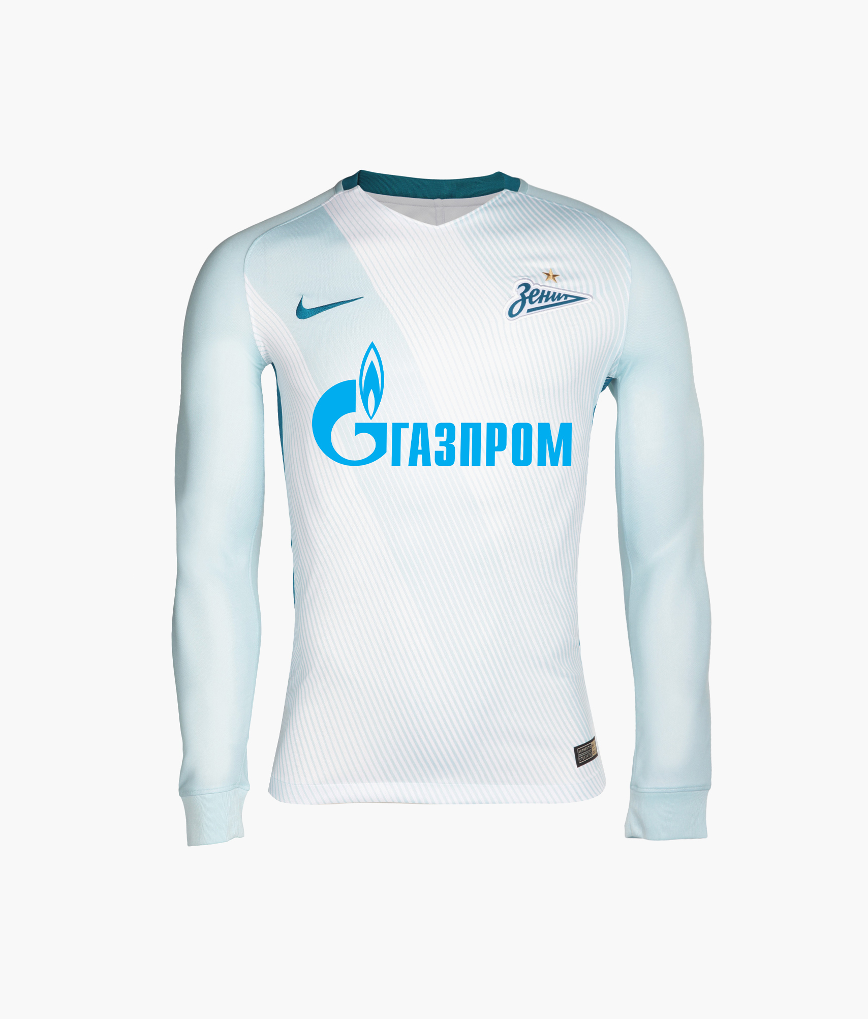 Выездная оригинальная футболка Nike Цвет-Белый гетры выездные nike