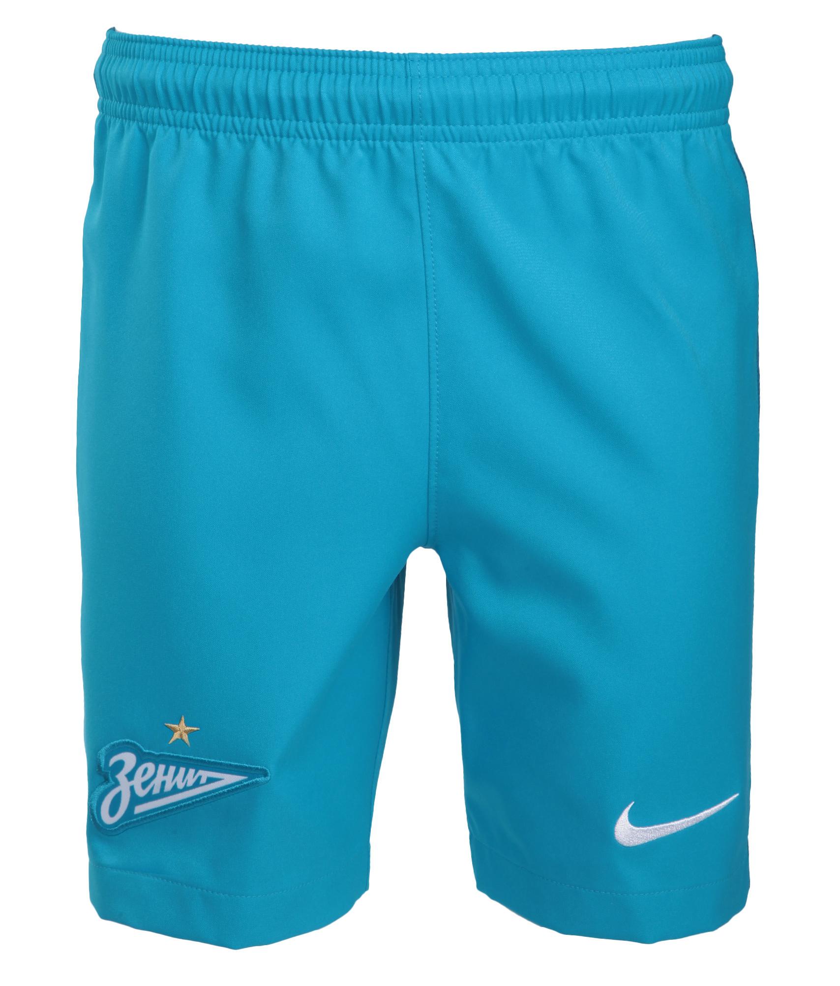 Шорты оригинальные подростковые Nike Nike Цвет-Синий