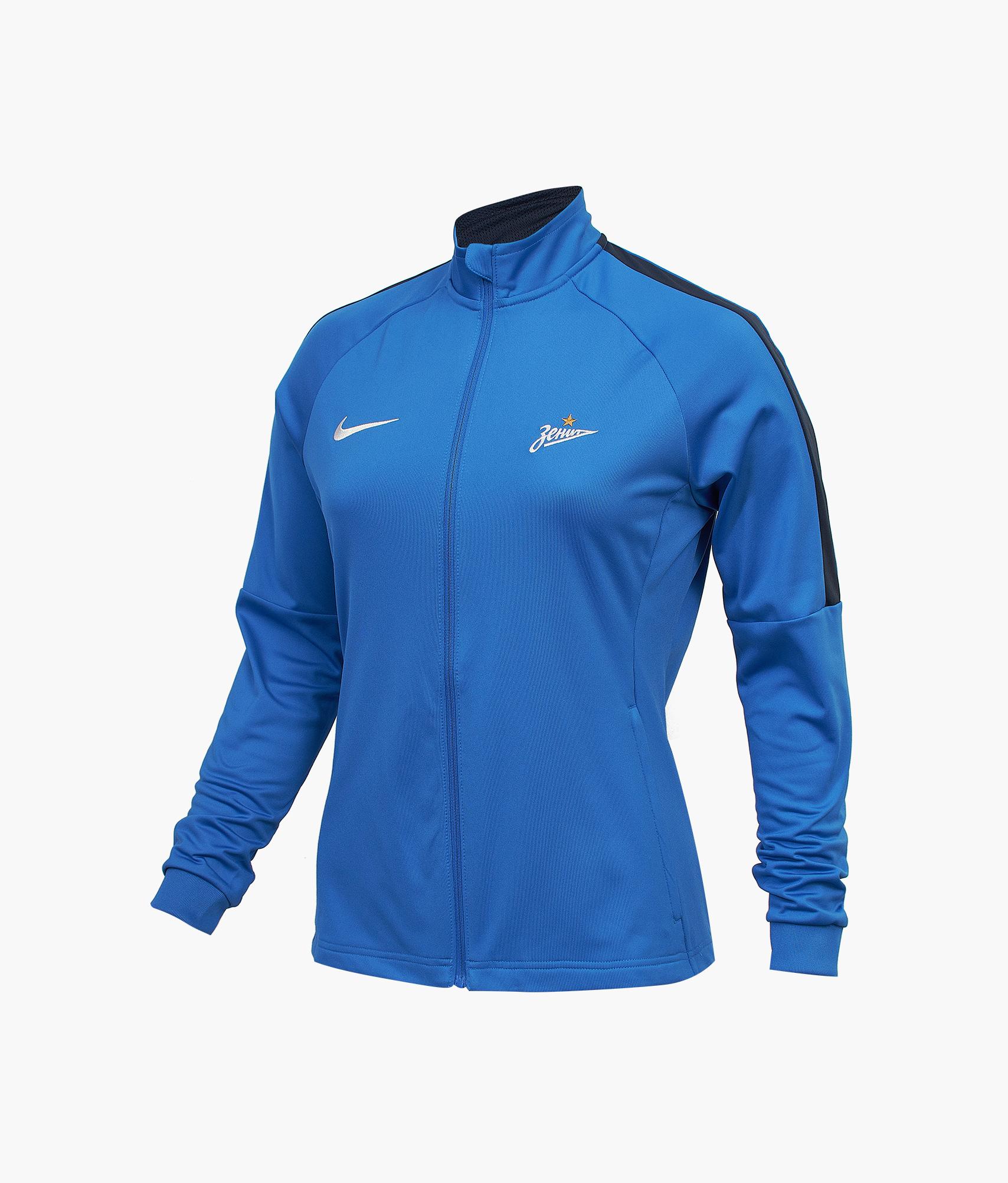 Олимпийка женская Nike Nike Цвет-Синий