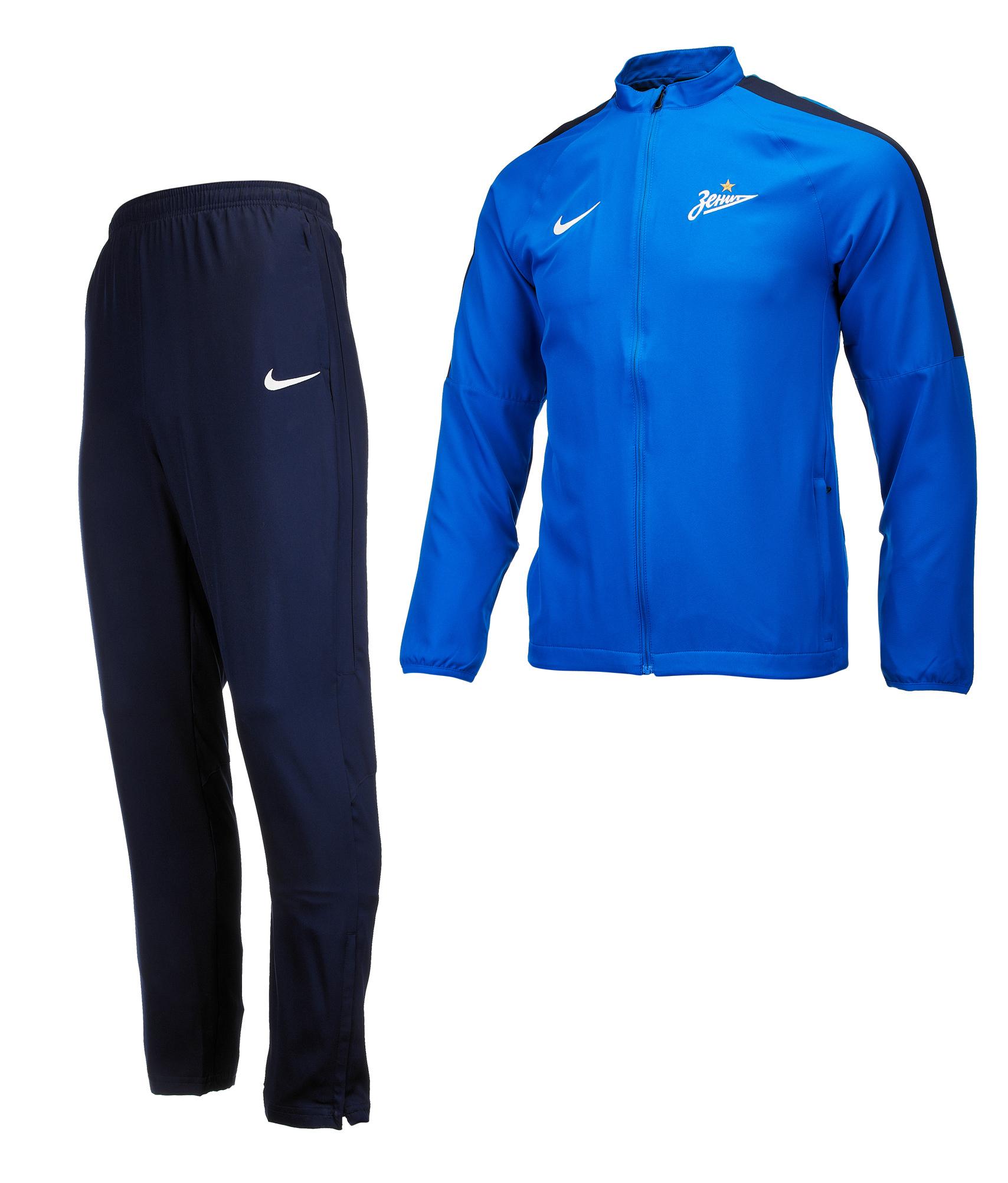 Костюм спортивный подростковый Nike Nike Цвет-Синий