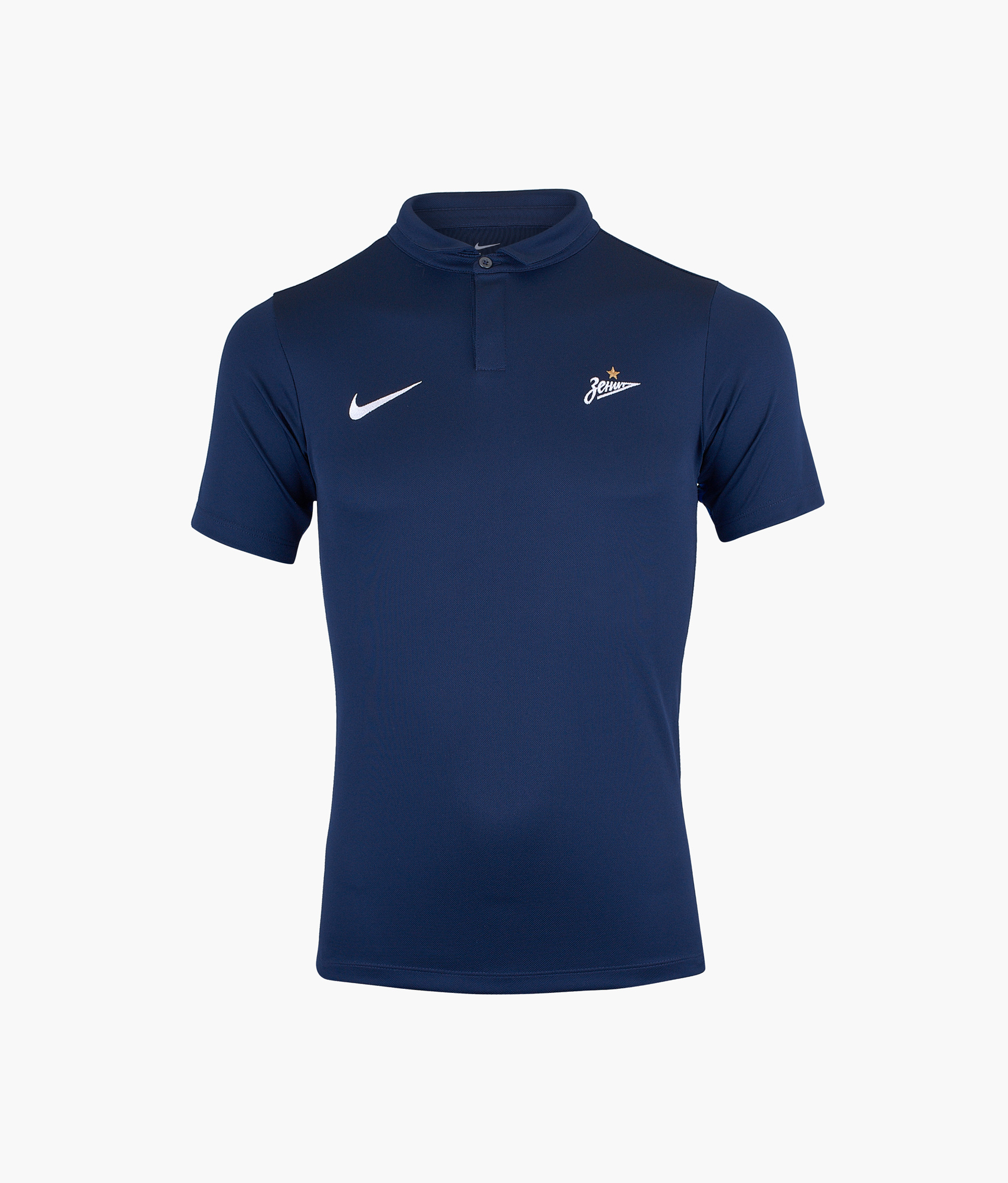 Поло подростковое Nike Nike Цвет-Темно-Синий цена 2017