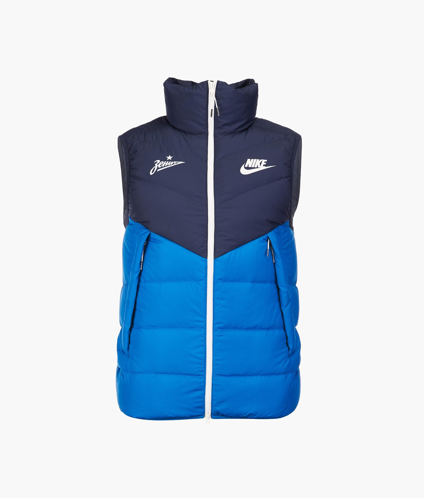 Жилет мужской Nike Zenit 2018/19 Nike сумка nike allegiance zenit shield compac ba5053 441