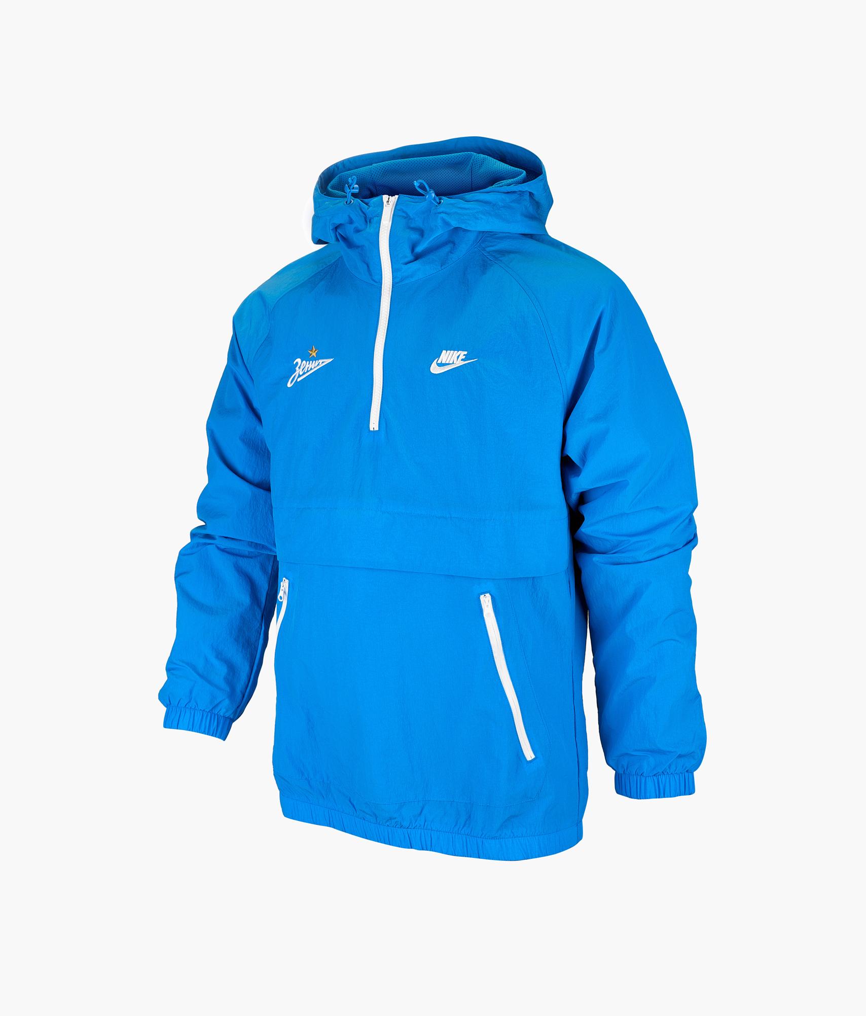 Ветровка Nike Nike Цвет-Синий сланцы nike nike ni464amfbf61
