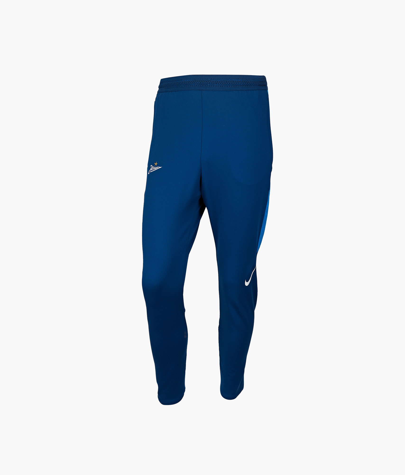 Брюки тренировочные подростковые Nike Nike Цвет-Синий цена и фото