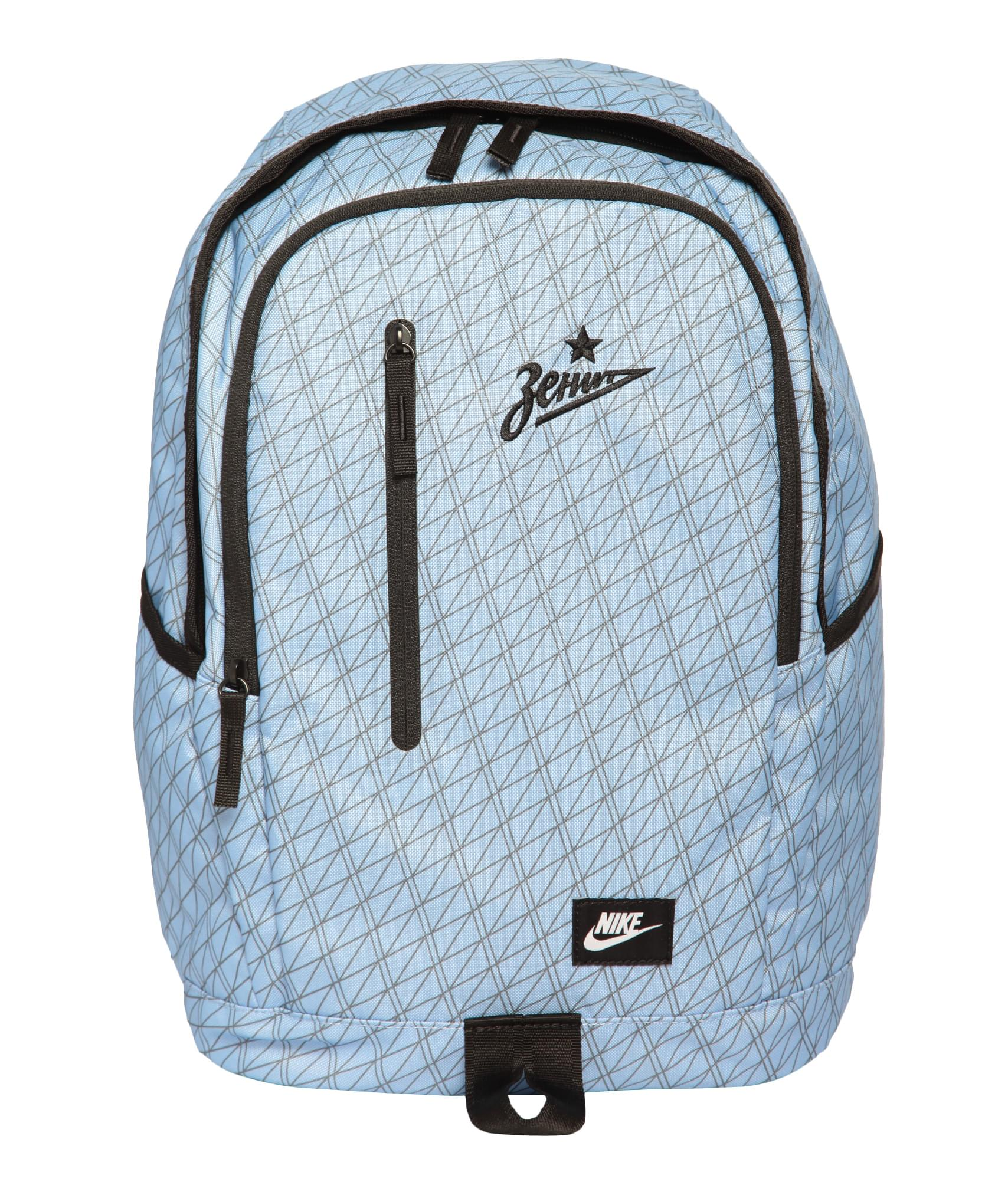 Рюкзак Nike, Цвет-Голубой, Размер-34x13x46 поло nike цвет голубой размер m