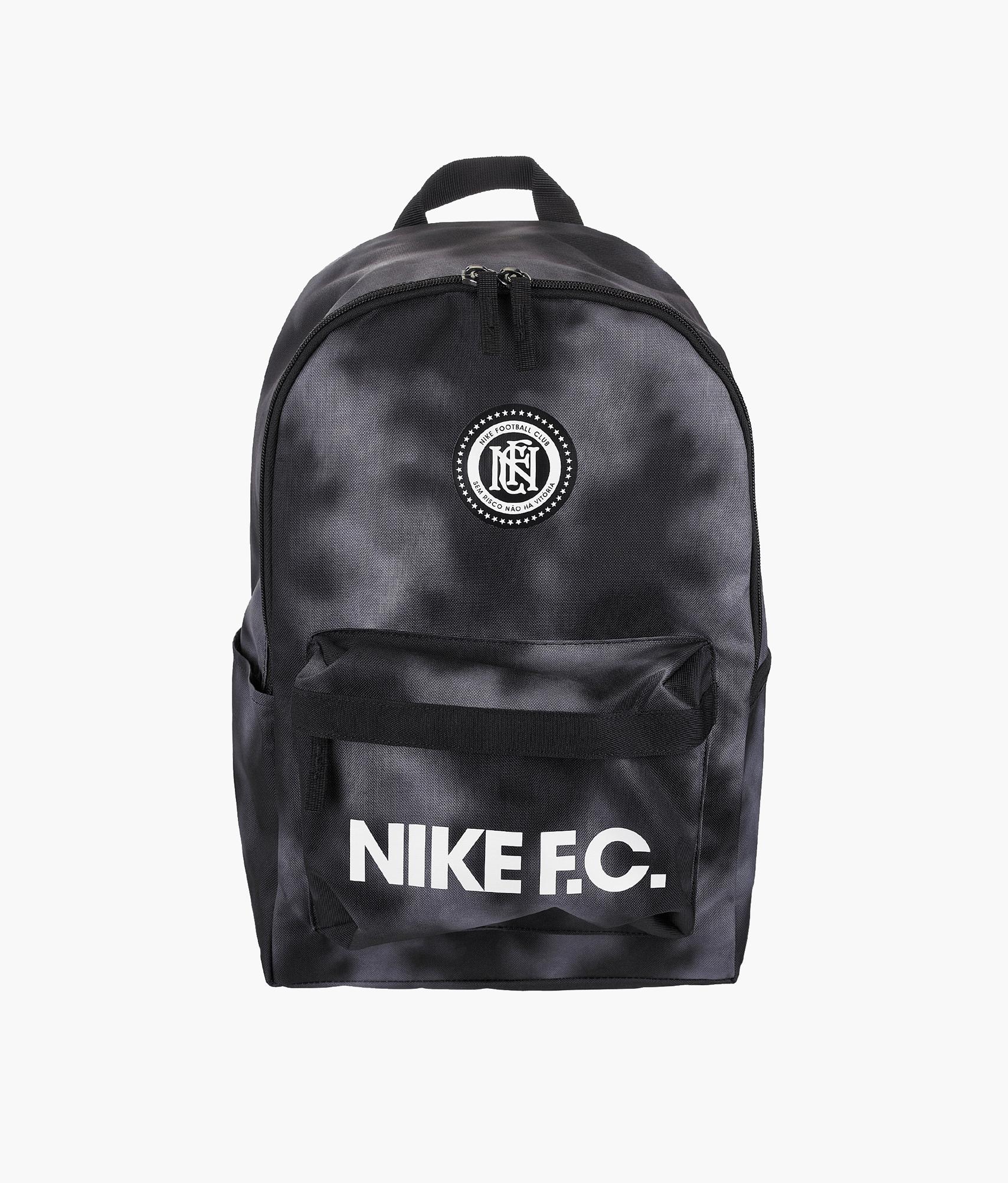 Рюкзак Nike F.C. Nike Цвет-Черный рюкзак nike nike ni464bghusy0