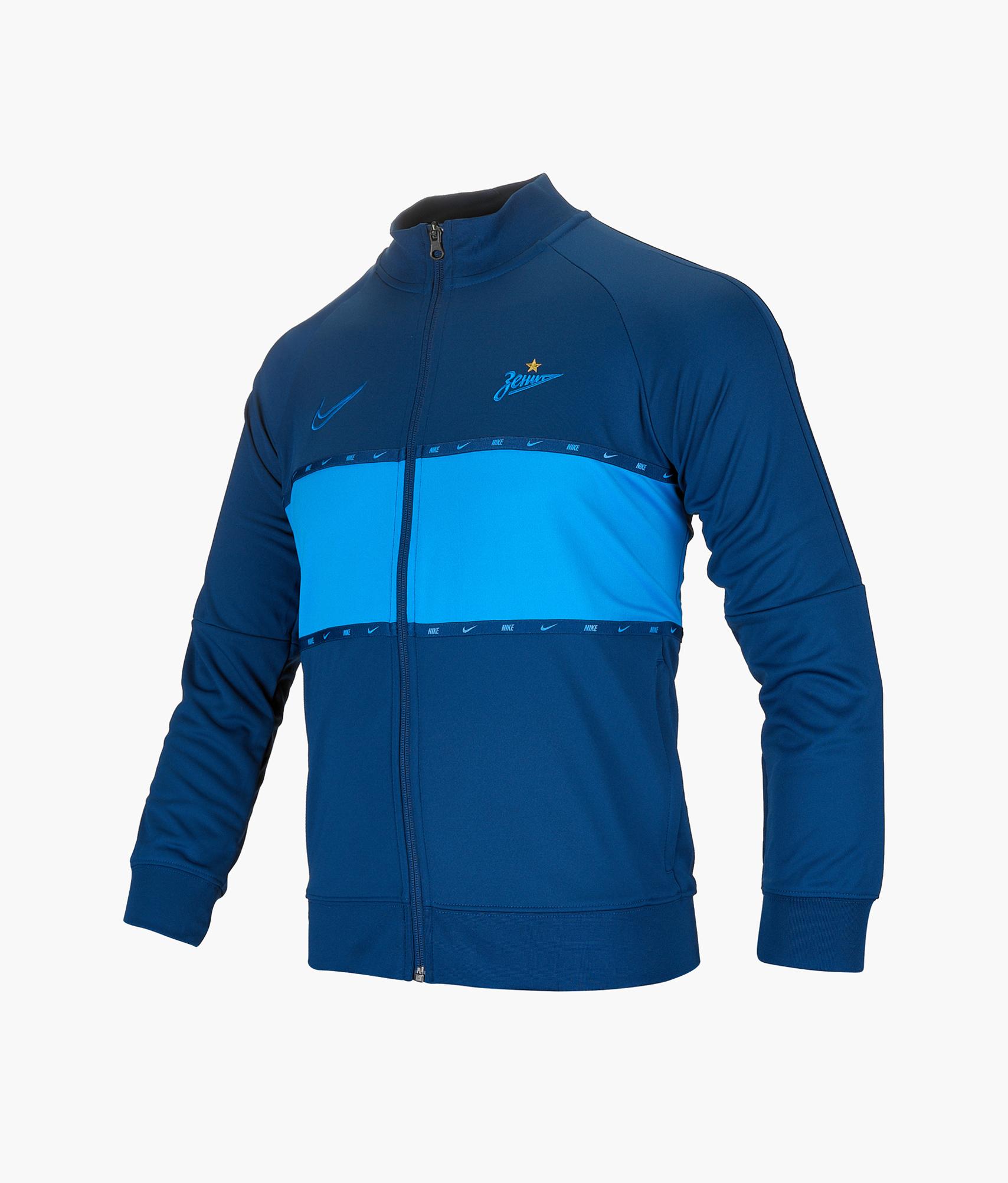 Олимпийка подростковая Nike Цвет-Синий