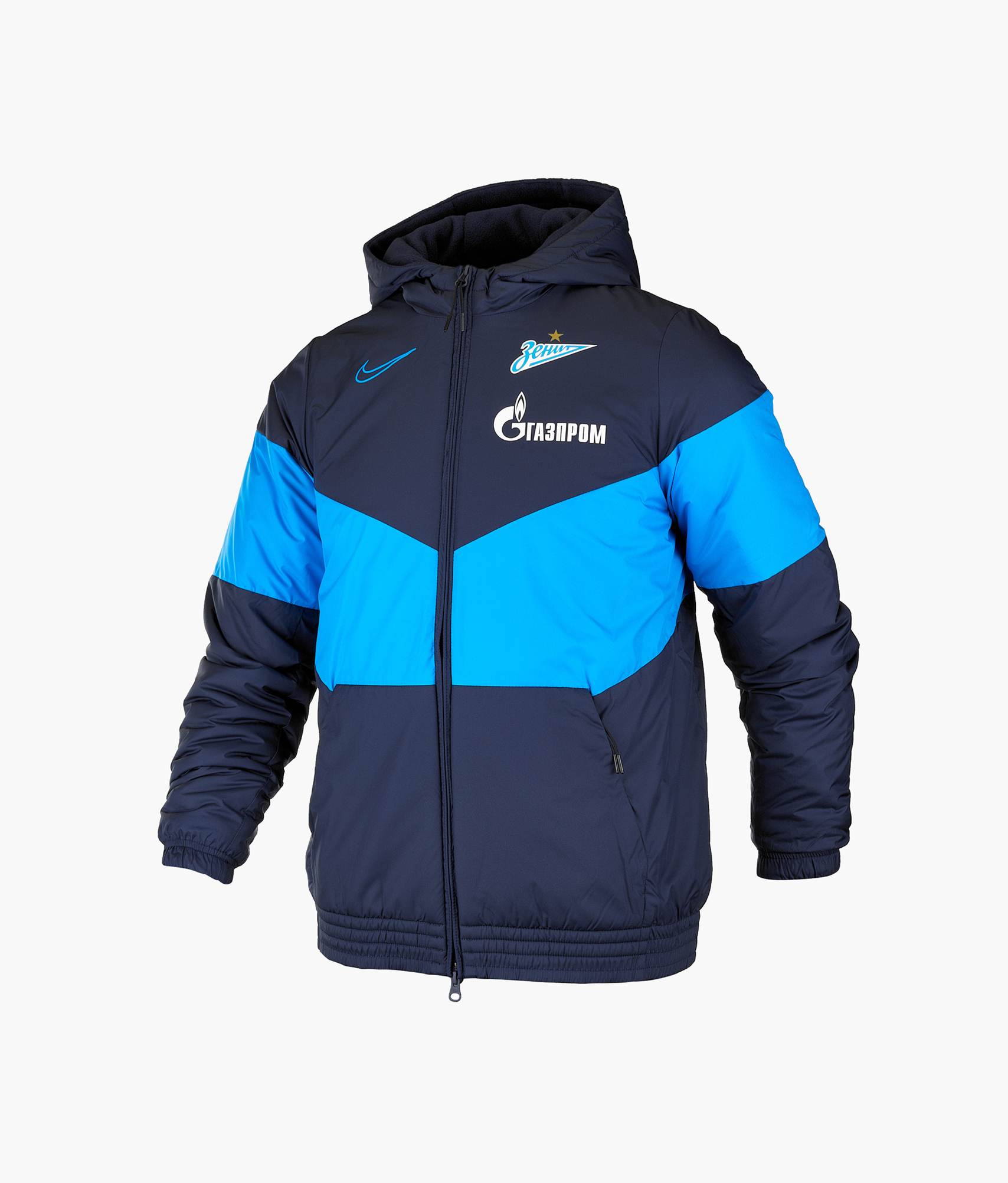 Куртка утепленная подростковая Nike Цвет-Синий