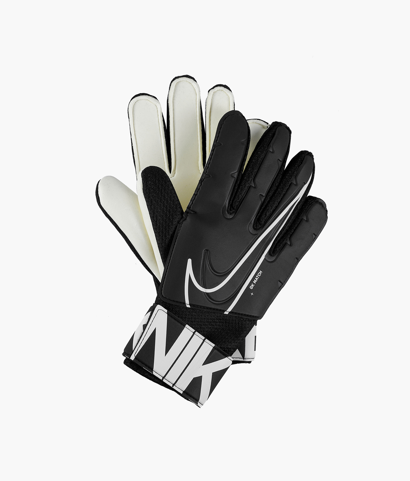 Перчатки вратарские Nike Nike Цвет-Черный