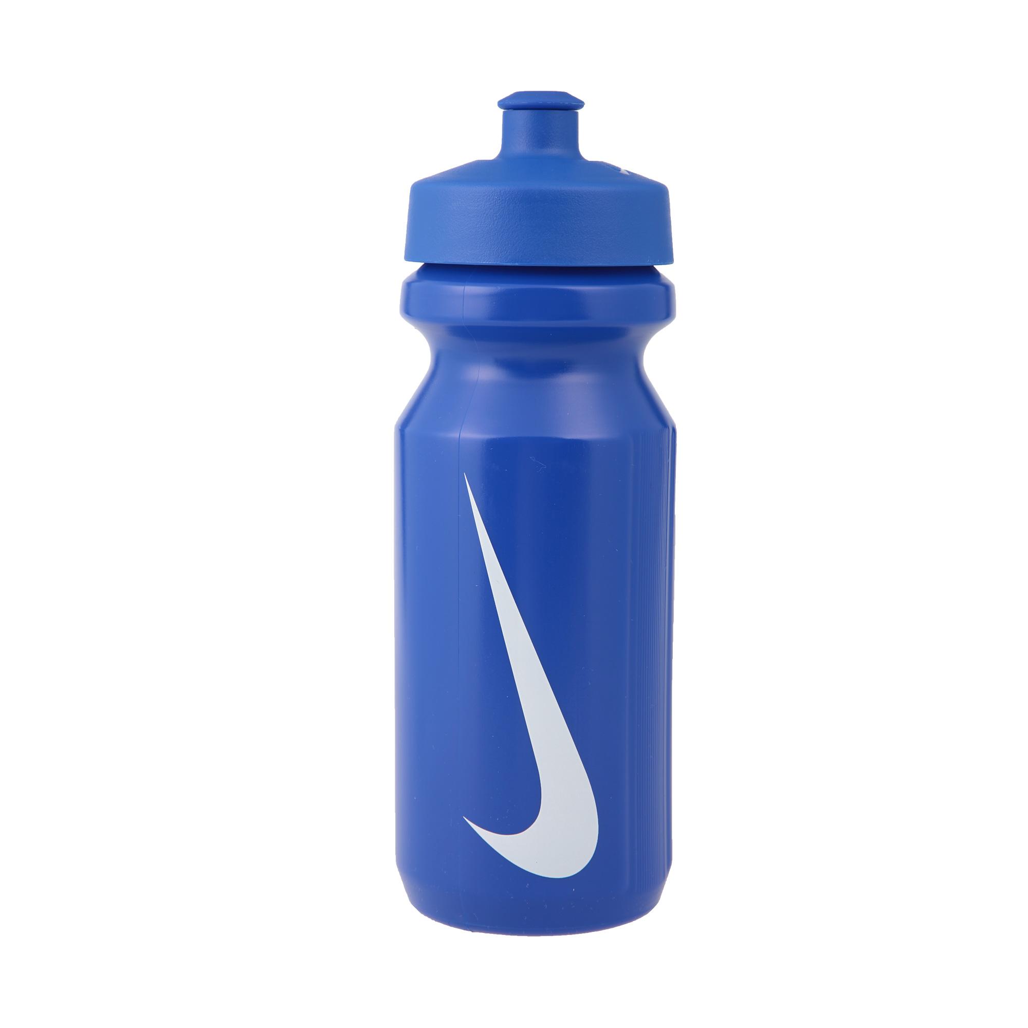 Бутылка для воды Nike (650 мл), Цвет-Синий, Размер-ONE SIZE бутылка для воды xml 650 h20 garrafa termica h2o warter 65568p8