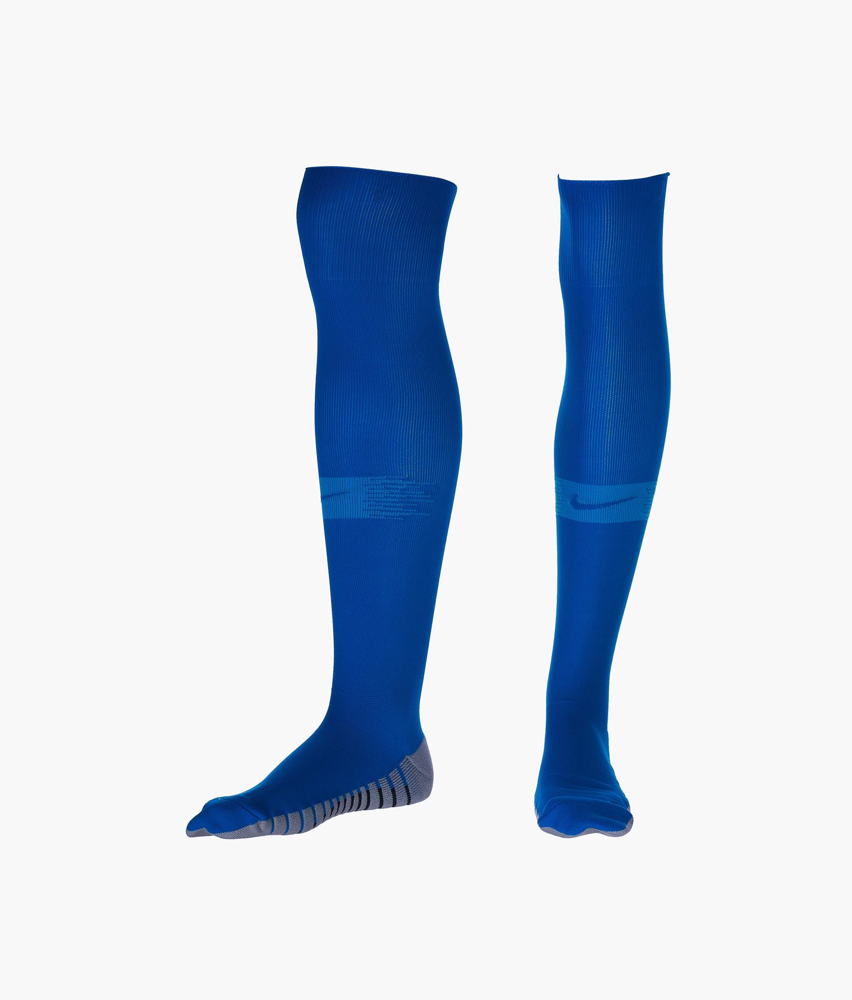 Гетры домашние Nike сезона 2018/2019 Nike Цвет-Синий