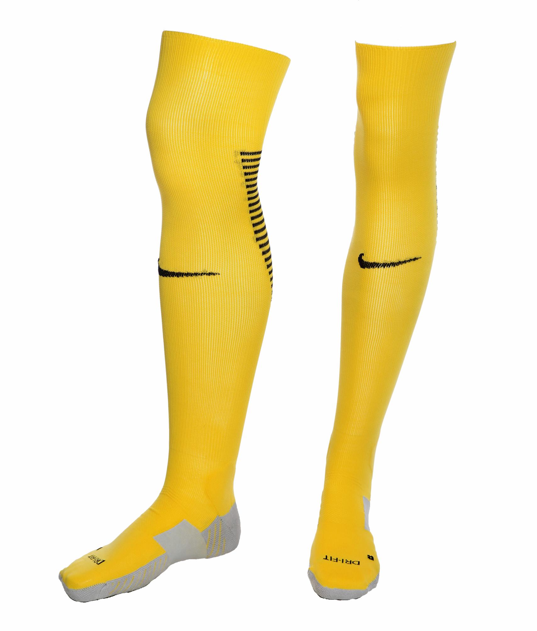 Гетры Nike вратарские Nike Цвет-Желтый цена